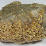 2.17 Troy Ounce (67.5 Gram) Exceptionally delicate specimen
